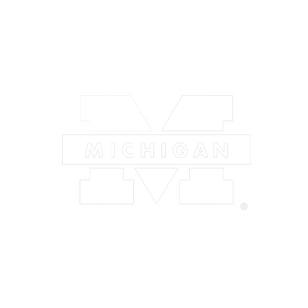 University of Michigan Logo (Not Designed by Ohno)