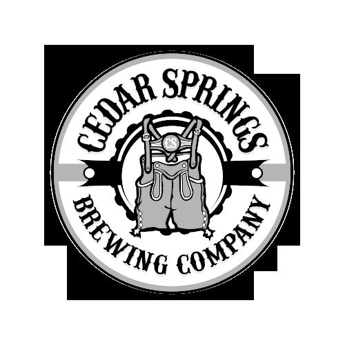 Cedar Springs Brewing Company (Designed by Ohno)